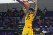 (1) Nick Richards, of The Patrick School slams one home during the 2016 Culligan City of Palms Classic (1)